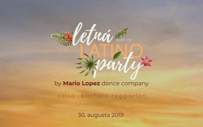 Letná latino párty